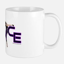 Royal Purple Dance Small Small Mug