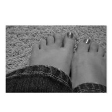 Feet Postcards (Package of 8)