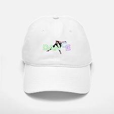 Hot Lime Dance Baseball Baseball Cap