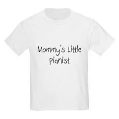Mommy's Little Pianist T-Shirt
