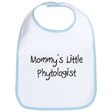 Mommy's Little Phytologist Bib