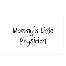 Mommy's Little Physician Postcards (Package of 8)