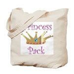 Princess Pack Tote Bag/Diaper Bag