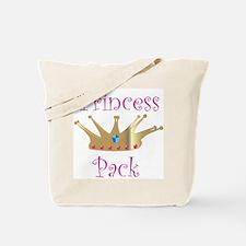 Princess Pack Tote Bag/Diaper Bag