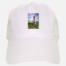 jupiter florida lighthouse fi Baseball Baseball Cap