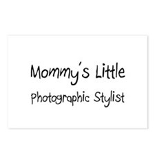Mommy's Little Photographic Stylist Postcards (Pac