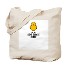 Real Estate Chick Tote Bag
