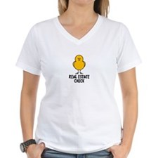 Real Estate Chick Shirt
