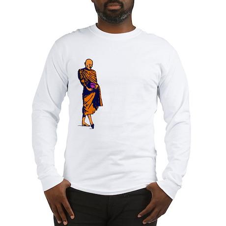 Monk Long Sleeve T-Shirt