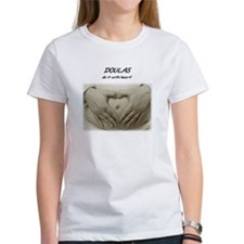 DOULAS do it with heart! Tee