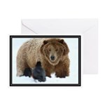 Wild Brothers Greeting Cards (Pk of 10)