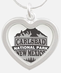 Carlsbad Caverns - New Mexico Necklaces