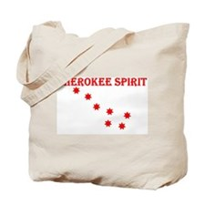 Cool Cherokee Tote Bag