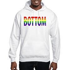Bottom - Gay Pride Hoodie