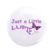 "A Little Lupie 3.5"" Button"
