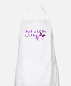 A Little Lupie BBQ Apron