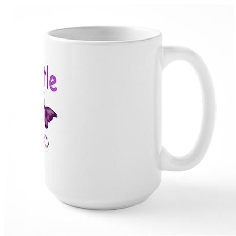 A Little Lupie Large Mug