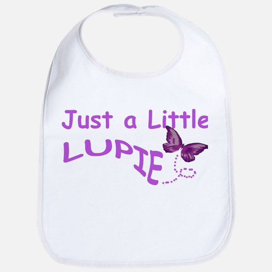 A Little Lupie Bib