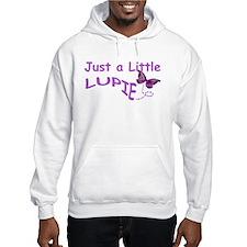 A Little Lupie Jumper Hoody