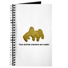 Cute Crackers Journal