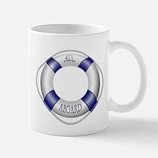 Smooth and Happy Sailing Mug