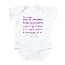 Dear Lupus Infant Bodysuit