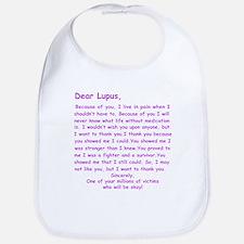 Dear Lupus Bib