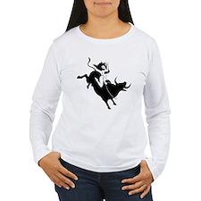 Black Bull Rider T-Shirt