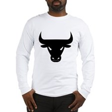 Black Bull Long Sleeve T-Shirt