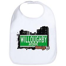 WILLOUGHBY AVENUE, BROOKLYN, NYC Bib