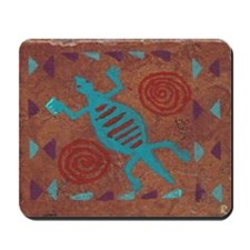 Southwest Lizard - Mousepad