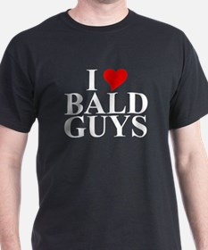"""Bald Guys"" T-Shirt"