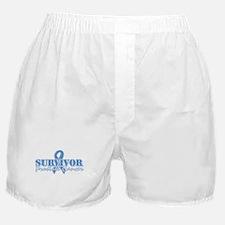 Survivor prostate cancer Boxer Shorts