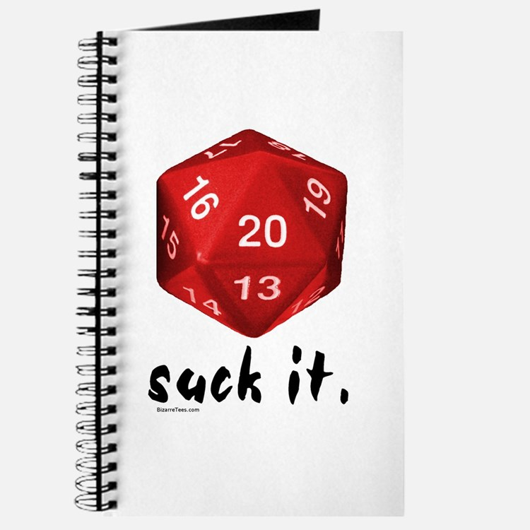 d20 Suck It Journal
