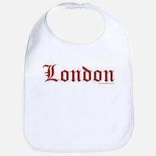 "London ""Old English Red"" - Bib"