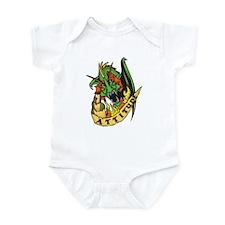 Dragon Attitude Infant Bodysuit