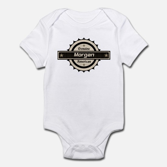 Genuine American Morgan Infant Bodysuit