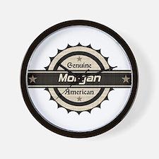 Genuine American Morgan Wall Clock