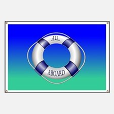 Smooth and Happy Sailing Banner