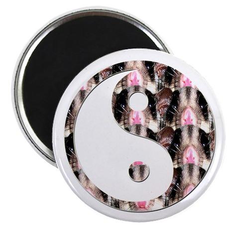 Ying Yang Sugar Glider Magnet