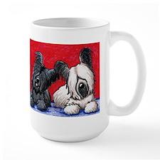 Skye Terrier Duo Mug