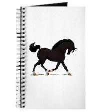 Black Horse Socks Blaze Journal