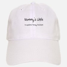 Mommy's Little Occupational Therapy Assistant Baseball Baseball Cap