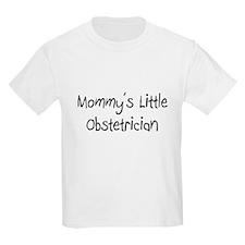 Mommy's Little Obstetrician Kids Light T-Shirt