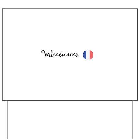 Valenteinnnes Yard Sign