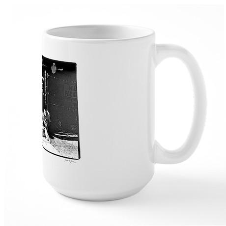 Tragically Hip Large Mug