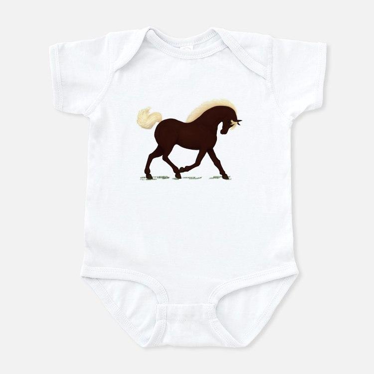 Rocky Mountain Horse Infant Bodysuit