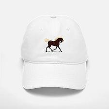Rocky Mountain Horse Baseball Baseball Cap