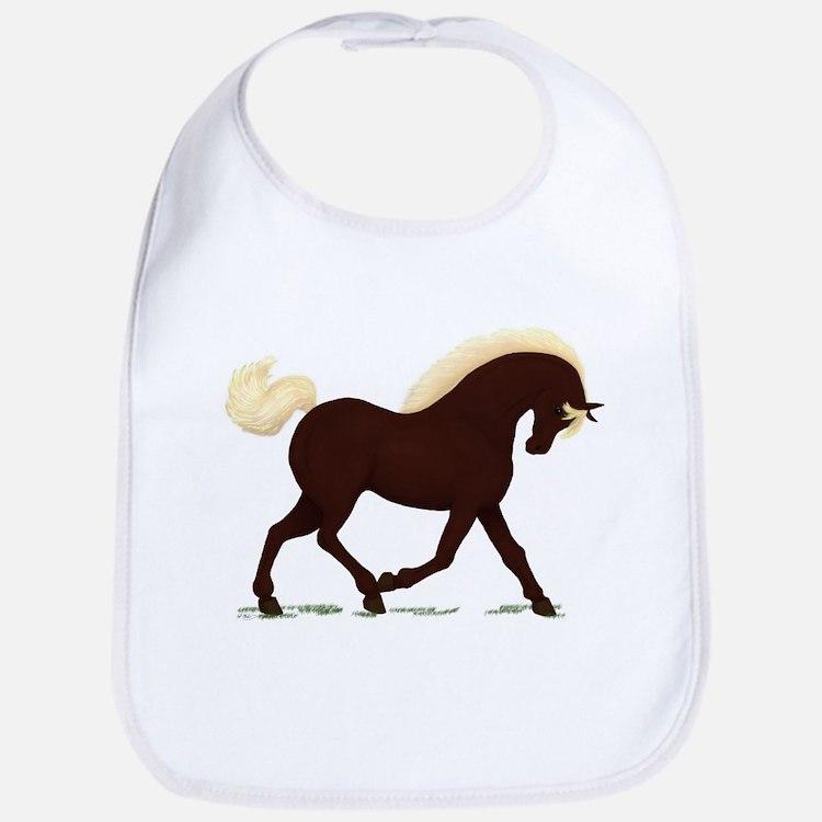 Rocky Mountain Horse Bib