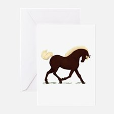 Rocky Mountain Horse Greeting Cards (Pk of 10)